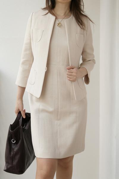 型紙通販、衿なしノースリーブワンピース パターン